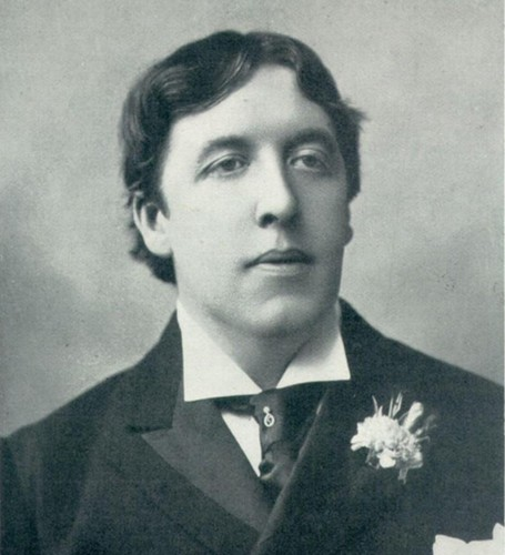 Photo d'Oscar Wilde